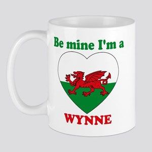 Wynne, Valentine's Day Mug