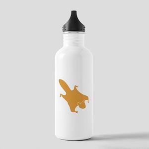 Brown Flying Squirrel Water Bottle
