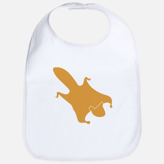 Brown Flying Squirrel Bib