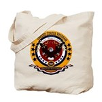 Veteran Proud to Serve Tote Bag