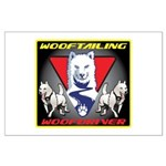 WooFTailing Emblem Posters