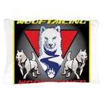 WooFTailing Emblem Pillow Case