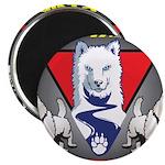 WooFTailing Emblem Magnets