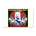WooFTailing Emblem Car Magnet 20 x 12