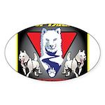 WooFTailing Emblem Sticker