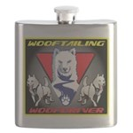 WooFTailing Emblem Flask