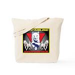 WooFTailing Emblem Tote Bag