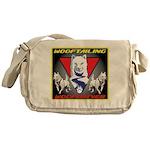 WooFTailing Emblem Messenger Bag