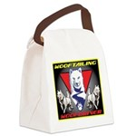 WooFTailing Emblem Canvas Lunch Bag
