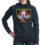 WooFTailing Emblem Women's Hooded Sweatshirt