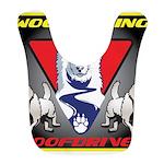 WooFTailing Emblem Bib