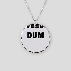 tweedle dum Necklace