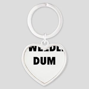 tweedle dum Keychains