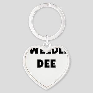 tweedle dee Keychains