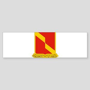 27 Field Artillery Regiment Bumper Sticker