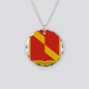 27 Field Artillery Regiment. Necklace Circle Charm
