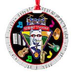 WooFTunes LogoMusic Ornament
