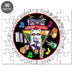 WooFTunes LogoMusic Puzzle