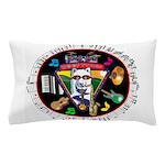 WooFTunes LogoMusic Pillow Case