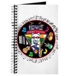 WooFTunes LogoMusic Journal