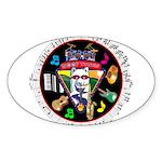 WooFTunes LogoMusic Sticker