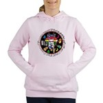 WooFTunes LogoMusic Women's Hooded Sweatshirt