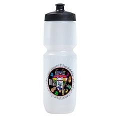 WooFTunes LogoMusic Sports Bottle