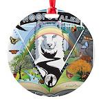 WooFTales Emblem Ornament