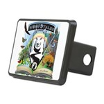 WooFTales Emblem Hitch Cover