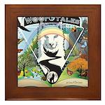 WooFTales Emblem Framed Tile