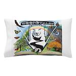 WooFTales Emblem Pillow Case