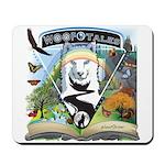 WooFTales Emblem Mousepad