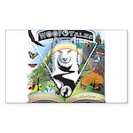 WooFTales Emblem Sticker