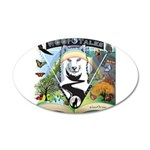 WooFTales Emblem Wall Decal