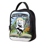 WooFTales Emblem Neoprene Lunch Bag