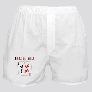 Deuces Wild Boxer Shorts