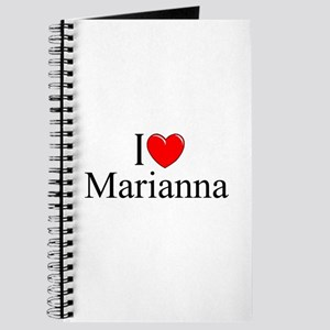 """I Love Marianna"" Journal"