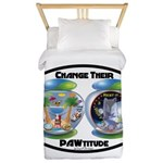 Change Their PAWtitude Twin Duvet