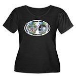 Change Their PAWtitude Plus Size T-Shirt