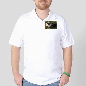 Pug Golf Shirt