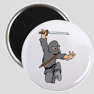 Cute Ninja Magnet