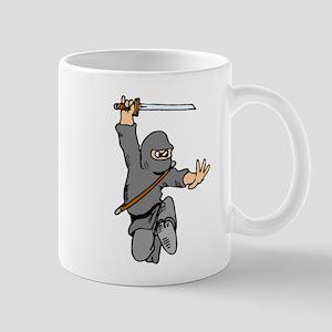 Cute Ninja Mug