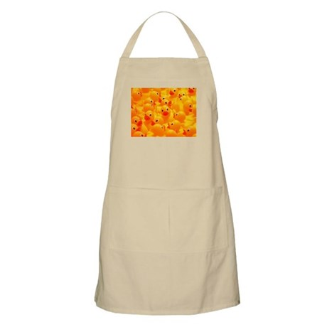 Rubber Duckies BBQ Apron
