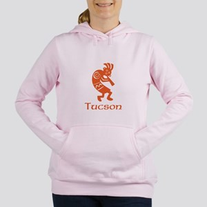 Tucson Kokopelli Women's Hooded Sweatshirt