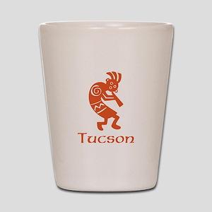Tucson Kokopelli Shot Glass
