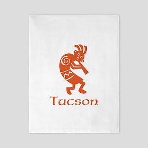 Tucson Kokopelli Twin Duvet