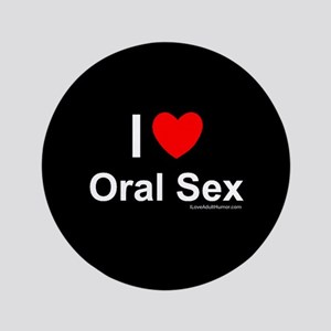 "Oral Sex 3.5"" Button"