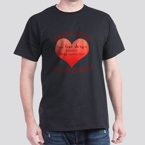65th. Anniversary Dark T-Shirt