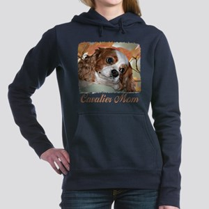 Cavalier Mom Women's Hooded Sweatshirt