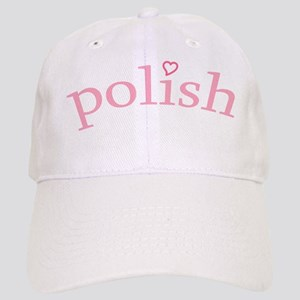 """Polish with Heart"" Cap"